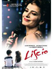 Locandina del film Liscio di Claudio Antonini