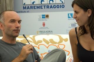 Massimo Cappelli intervistato da Cristina Favento