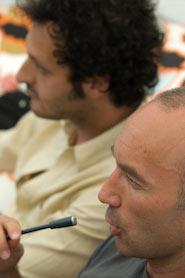 Fabio Troiano e Massimo Cappelli