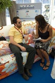 Giuseppe Gagliardi intervistato da Cristina Favento