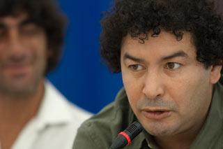 Mohsen Melliti, regista di Io, l'altro