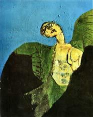Dipinto di Franco Scataglini