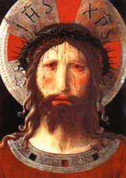 Cristo incoronato di spine di Beato Angelico