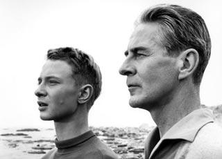 Immagine tratta da un film di Ingmar Bergman