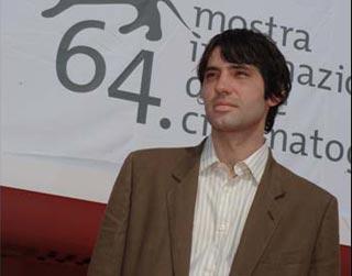 Pietro Marcello, regista e autore del documentario Il passaggio della linea