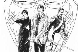 I protagonisti della serie Volto Nascosto