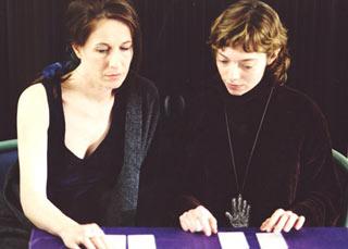 Jackie Raynal e Catherine Baratier