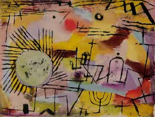 Quadro di Klee
