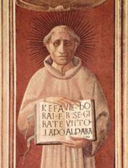 Ritratto di Jacopone da Todi