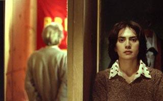 Una scena tratta dal film Buongiorno notte di Bellocchio