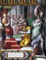 Ritratto di Bonifacio VIII