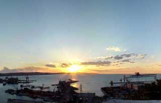 Immagine del porto di Ancona