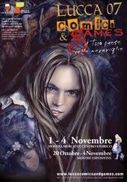Locandina del Lucca Comics & Games