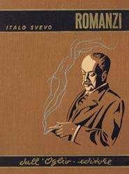 Copertina dei romanzi di Italo Svevo