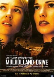 Locandina del film Mulholland Drive