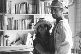 Paolo Ghiotto Marin ed Elvira Rodriguez Puerto