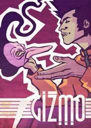 Copertina di Gizmo, disegnato da Andrea Gadaldi