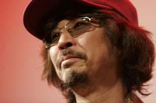 il regista Miki Satoshi