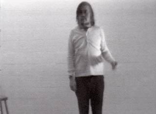 John Baldessari, I'm making art, 1973