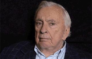 Lo scrittore Gore Vidal
