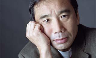 Lo scrittore giapponese Haruki Murakami