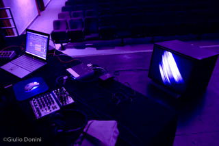 Backstage di Catodica 2008