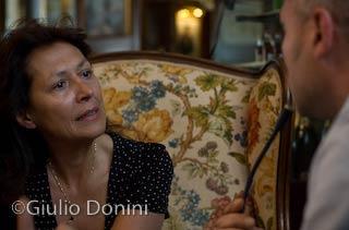 Carmen Lasorella intervistata da Paolo Ghiotto Marin