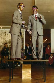 Gilbert & George, Singing Scuplture 1969-1991
