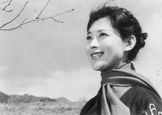 Una scena del film Le terme di Akitsu del regista Kijû Yoshida