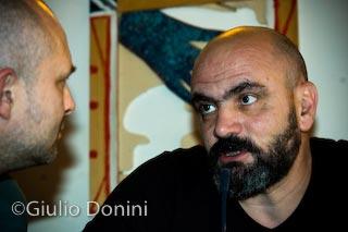 Marcel lì Antunez intervistato da Paolo Ghiotto Marin