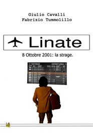 Copertina del libro Linate scritto da Giulio Cavalli e pubblicato della  casa editrice XII