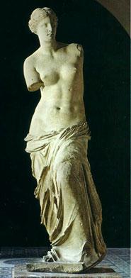 Statua della Venere di Milo