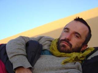 Fabrizio Gatti nel deserto