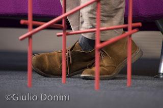 Fabrizio Gatti particolare piedi