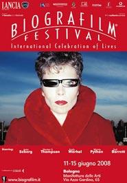 Locandina del Biografilm Festival 2008