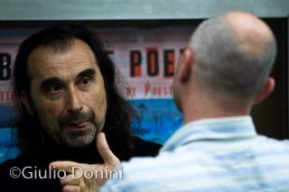 Enzo Minarelli intervistato da Paolo Ghiotto Marin