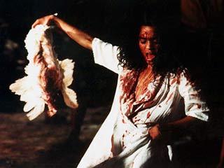 Lisa Bonet nel ruolo di Epiphany Proudfoot