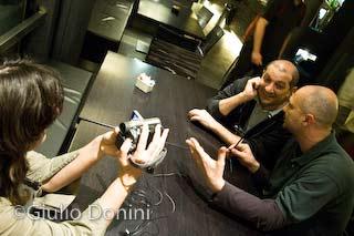 Giacomo Verde intervistato da Paolo Ghiotto con l'aiuto di Beatrice Biggio