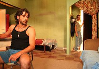 Scena del film Cover boy