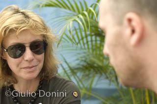 Margherita Buy intervistata da Jimmy Milanese