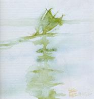 Disegno di Hugo Pratt