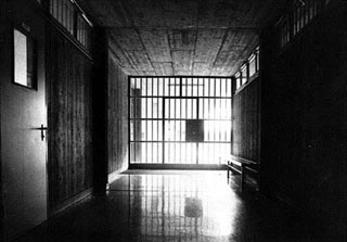 Fotografia di una prigione