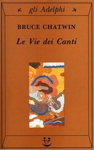 Copertina del libro La via dei canti