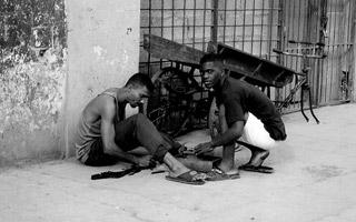 Foto cubane di Paolo Ghiotto Marina scattate a L'Avana Cuba