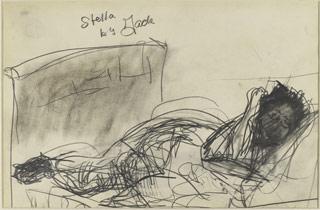 Disegno di Kerouac