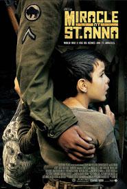 Copertina dell ultimo film di Spike Lee Miracolo a Sant Anna