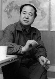 Mo Yan autore di Sorgo rosso e di L uomo che allevava i gatti editi da Einaudi