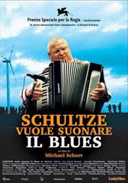 Locandina di Schulte vuole suonare il blues