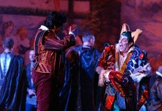 Il Rigoletto di Giuseppe Verdi andato in scena all arena di Verona