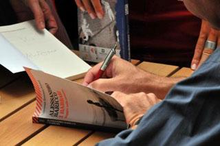 Baricco al Festival di Letteratura di Mantova